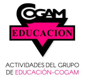 Actividades realizadas por del grupo de Educación-COGAM