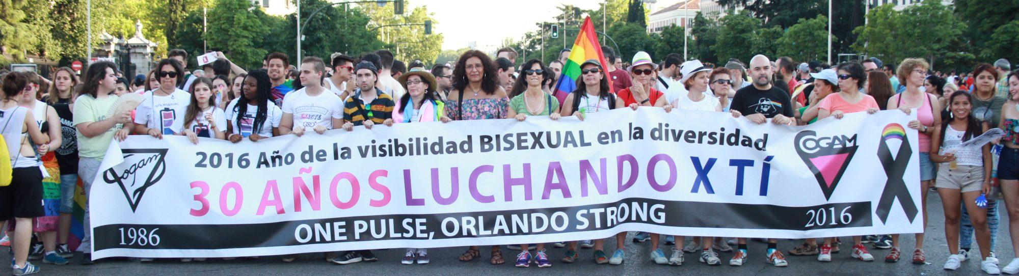 Colectivo LGTB+ de Madrid