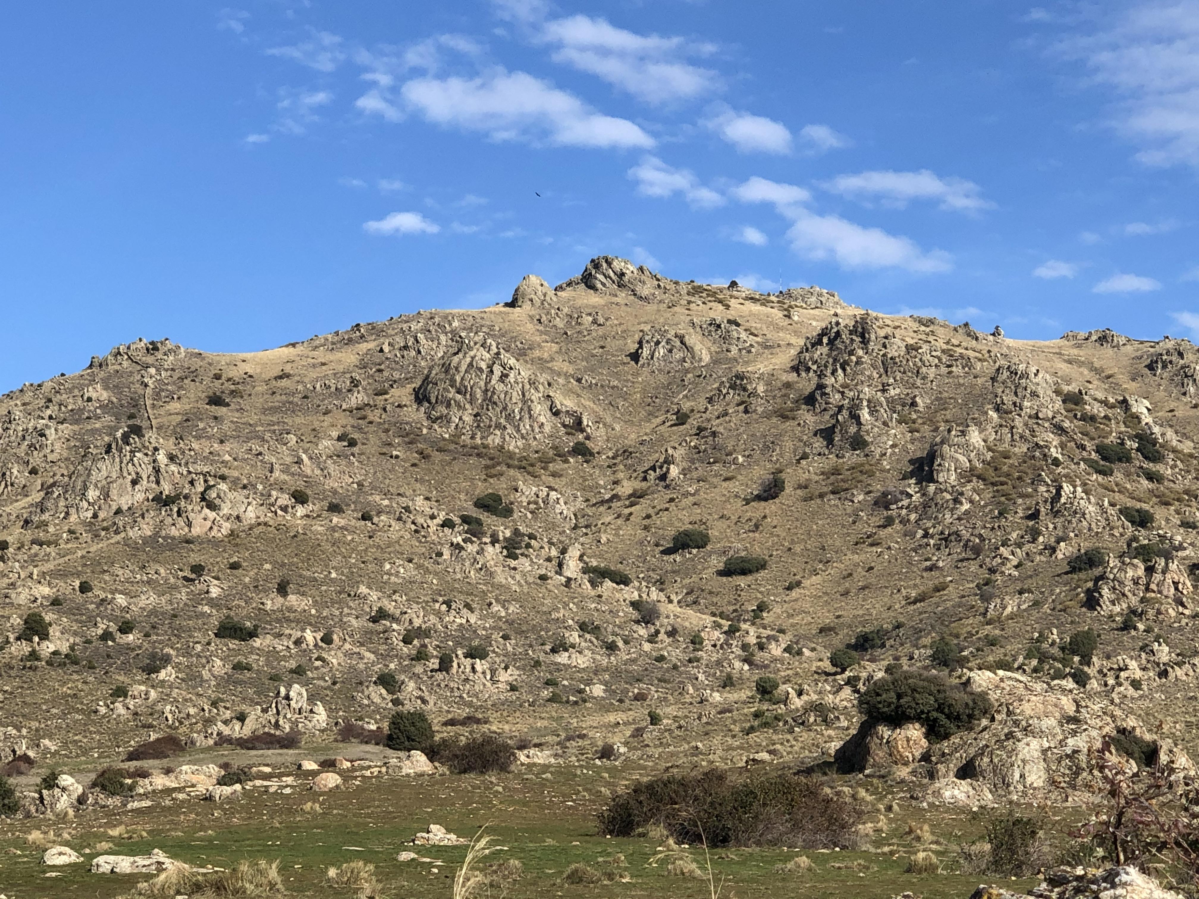 Cerro de San Pedro - Madrid